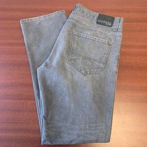 Express Jeans Blake Loose Fit Straight Leg